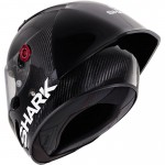Shark Race-R Pro GP Fim Racing #1 2019 Carbon Black Carbon Helmet
