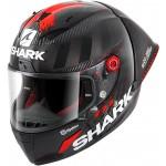 Shark Race-R Pro GP Lorenzo Winter Test 99 Carbon Anthracite Red Helmet