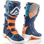 Acerbis X-Team Blue Orange Boots