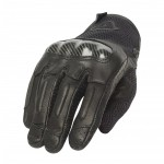 Acerbis Ce Ramsey Leather Black Gloves