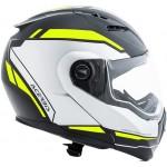 Acerbis Derwel Black Yellow Helmet