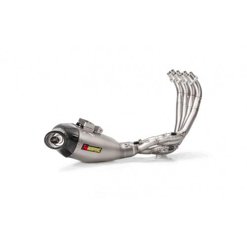 Akrapovic Racing Line Titanium Full Exhaust System For Honda CBR650F 2014-2018 Part # S-H6R13-HEGEHT