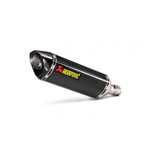 Akrapovic Slip-On Line Carbon Exhaust For Suzuki GSX-R1000 Part # S-S10SO12-HRC