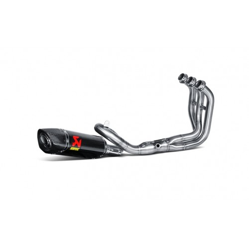 Akrapovic Racing Line Carbon Full Exhaust System For Yamaha MT-09 Part # S-Y9R2-AFC
