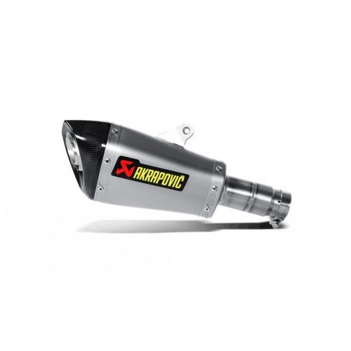 Akrapovic Slip On Line Titanium Exhaust For Yamaha YZF-R6 2010-2020 Part # S-Y6SO9-ASZ