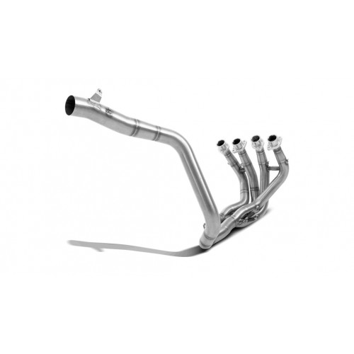 Akrapovic Optional Header (SS) Titanium Exhaust For Honda CBR600RR 2013-2018 Part # E-H6R8
