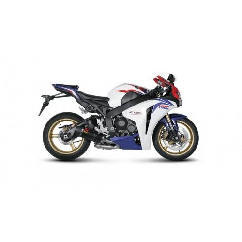 Akrapovic Slip-On Carbon Exhaust For Honda CBR1000 RR 2008-2013 Part # S-H10SO6T-TC