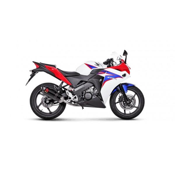 Akrapovic Racing Line Carbon For Honda Cbr150r 2011 2016 Part S