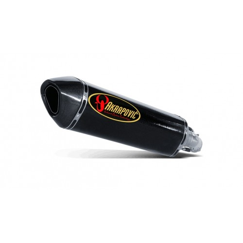 Akrapovic Slip On Line Carbon Exhaust For Yamaha YZF R6 2003-2005 Part # S-Y6SO3-HZC