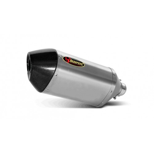 Akrapovic Slip On Line Titanium Exhaust For Yamaha YZF-R6 2006-2007 Part # S-Y6SO6-HTT