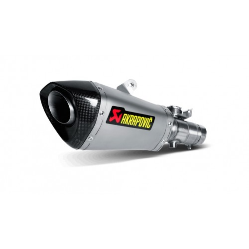 Akrapovic Slip On Line Titanium Exhaust For Yamaha YZF-R6 2010-2016 Part # S-Y6SO9-HASZ
