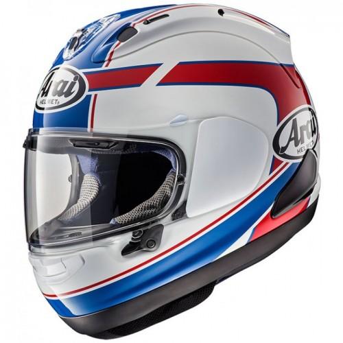 Arai RX-7V Schwantz Pepsi Helmet