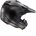 Arai MX-V Frost Black Helmet