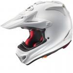Arai MX-V Frost White Helmet