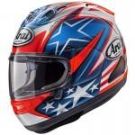 Arai RX-7V Hayden WSBK Helmet