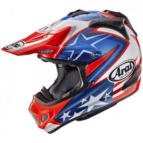 Arai MX-V Hayden WSBK Helmet