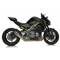 Austin Racing GP1R De-Cat Exhaust For Kawasaki Z900 Part # KA149