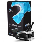 Cardo Scala Rider Packtalk Bold / JBL Duo Dual Pack Headset