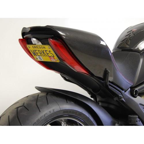Competition Werkes Standard Fender Eliminator For Ducati Diavel 2011 Part # 1DDVL