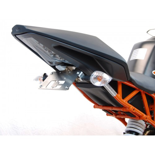 Competition Werkes Fender Eliminator Kit For KTM RC 390 2015 Part # 1KT390R