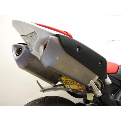 Competition Werkes Limited Fender Eliminator For Yamaha YZF-R1 2009-2014 Part # 1Y1009LTD