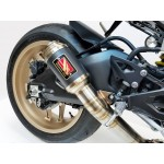 Competition Werkes GP Race Slip On Exhaust For Yamaha YZF-R1 Part # WY1010R-BC