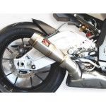 Competition Werkes GP Slip On Exhaust For BMW S 1000 RR / S 1000 R Part # WB1000