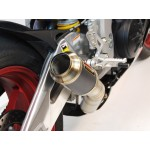 Competition Werkes GP Race Slip On Exhaust For Aprilia RSV4 RF 2015-2016 Part # WA1005R-BC
