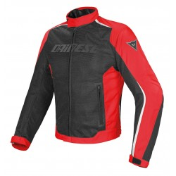 Dainese Hydra Flux D-Dry Black Red Jacket