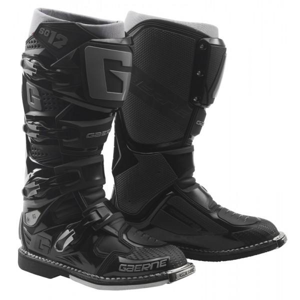 Gaerne Sg 12 Enduro Black Grey Boots