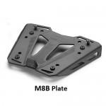 Givi 2115FZ Rear Rack Top Case For Yamaha MT-09 2013-2016