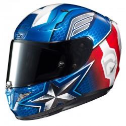 HJC RPHA 11 Captain America MC2 Helmet