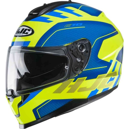 HJC C70 Koro MC3H Helmet