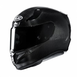 HJC RPHA 11 Carbon Solid Black Helmet
