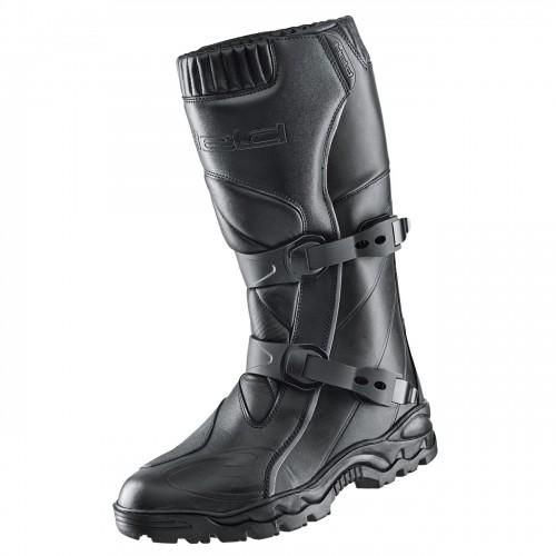 Held Adventure Shiroc Black Boots