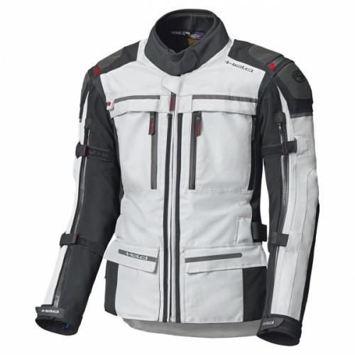 Held Atacama Top Grey Red Jacket