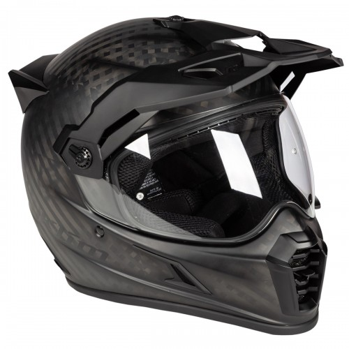 Klim Krios Pro Matt Black Helmet