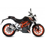MIVV Steel Balck Full System 1-1 For KTM Duke 390 2012 Part #KT.012.L9