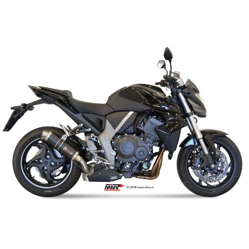 MIVV Carbon Exhaust For Honda CB1000R 2009 Part #H.041.L2S