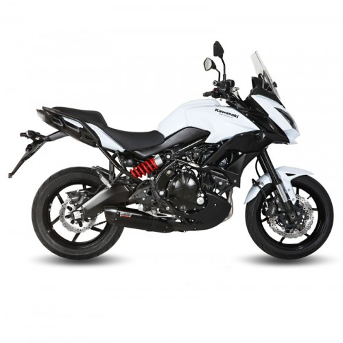 MIVV Black Steel Exhaust For Kawasaki Versys 650 2015 Part #K.041.L9
