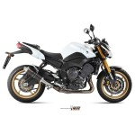 MIVV Carbon Exhaust For Yamaha FZ8 2013 Part #Y.033.L2S