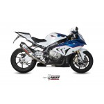 MIVV Stainless Steel Full Exhaust System BMW S 1000 RR 2015-2016 Part # X.BW.0003.SRX