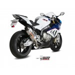 MIVV Titanium Full Exhaust System BMW S 1000 RR 2015-2016 Part # R.BW.0003.SRT