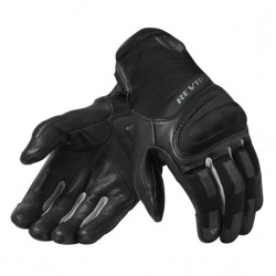 Revit Striker 3 Silver Black Gloves