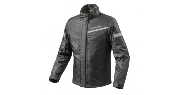 Motorcycle Rain Jacket REV/'IT CYCLONE 2 H2O size M