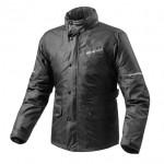 Revit Nitric 2 H2O Black Rain Jacket
