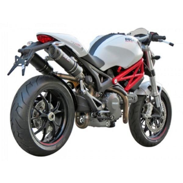 Sc Project Gp Tech Silencer For Ducati Monster 696 Monster 796