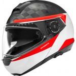 Schuberth C4 Pro Carbon Delta White Helmet