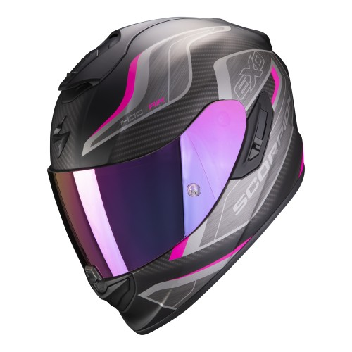 Scorpion Exo-1400 Air Attune Black Pink Helmet