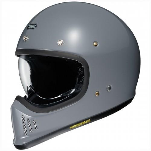 Shoei Ex-Zero Basalt Grey Helmet
